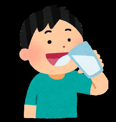 顔汗と水分量の関係